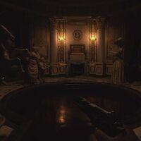 Guía Resident Evil Village: cómo resolver el puzle de la sala de abluciones del castillo Dimitrescu