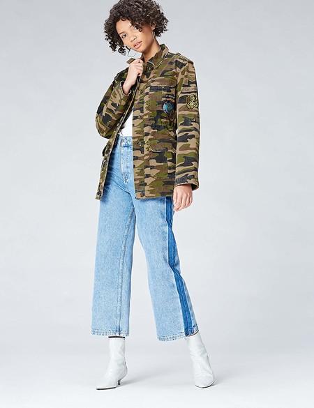 Comprar Chaqueta Militar Mujer