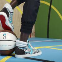 Louboutin x Sportyhenri, una colección cápsula formada por 4 sneakers sporty-chic