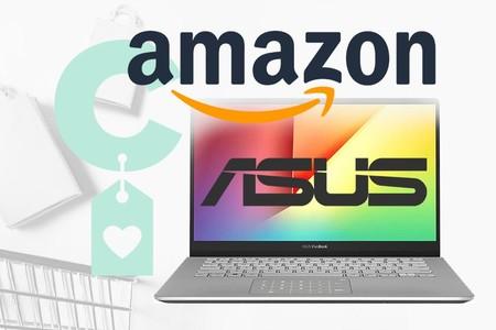También para trabajar: Amazon tiene unos precios muy ajustados en varios modelos de portátiles ASUS