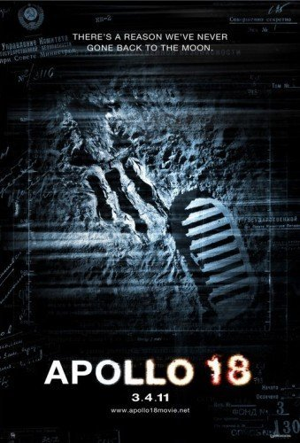 'Apollo 18', cartel