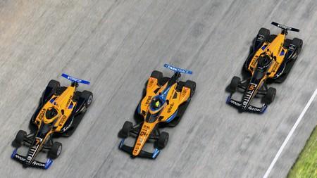 Mclaren Indy500
