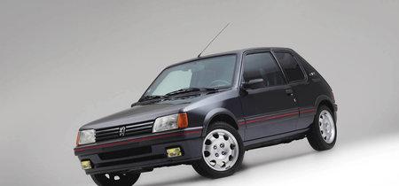¿Necesitas un coche blindado? Olvida las berlinas y hazte con este Peugeot 205 GTI