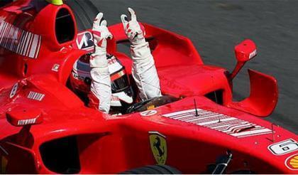 ¡Kimi Raikkonen, Campeón del Mundo a la tercera!