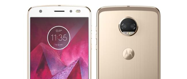 La doble cámara llegaría a Motorola™ con el Moto™ Z2 Force, su buque insignia de 2017