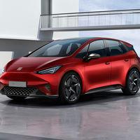 SEAT el-Born Concept, 204 CV y 420 km de autonomía para el futuro coche eléctrico de la marca