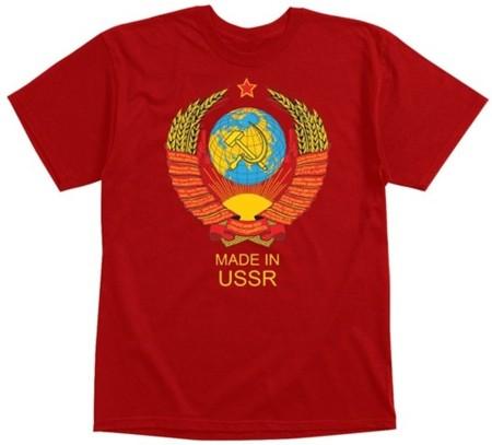 URSS Camiseta