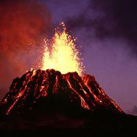 ¿Cuál ha sido la mayor emisión de calor de un volcán?