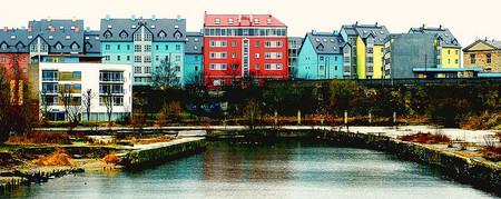 Tallín: arquitectura de madera, prisiones y mercados