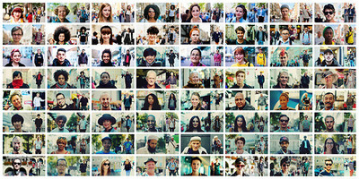 1001 strangers, fotografiando desconocidos por las calles del mundo