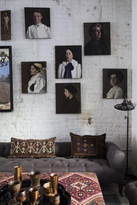 Nicole Franzen Decorar Retratos