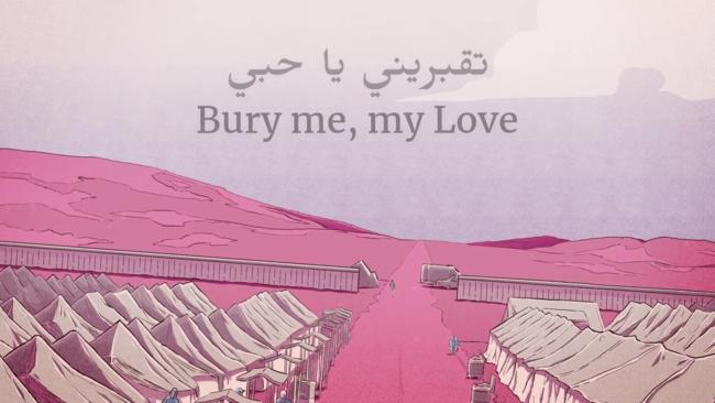 Análisis de Bury Me, My Love: una visión tan original como necesaria de la otra cara de la guerra