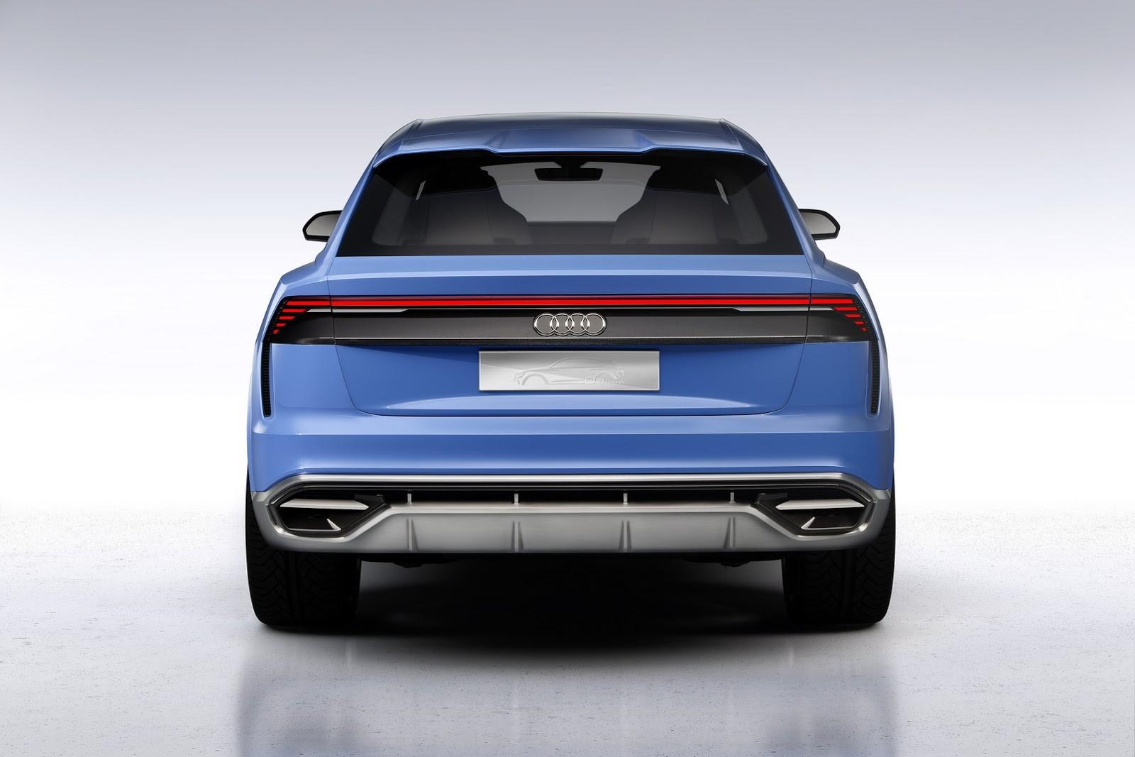 Foto de Audi Q8 Concept (18/22)