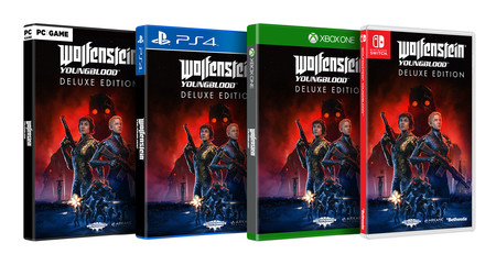Wolfenstein: Youngblood - Edición Deluxe
