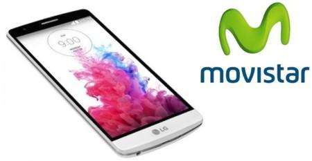 Precios LG G3 s con Movistar y comparativa con Yoigo