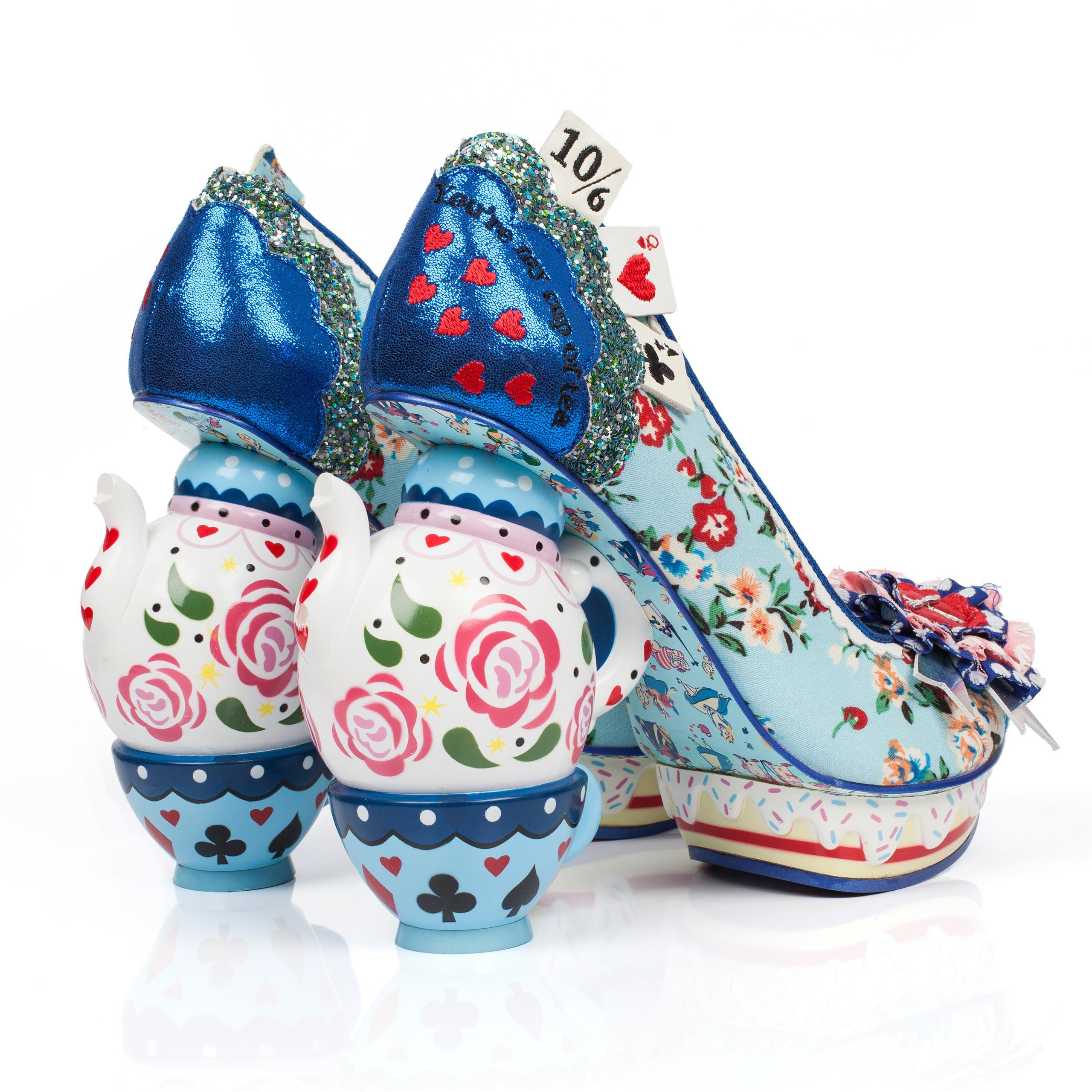 Foto de Zapatos Alicia en el País de las Maravillas (86/88)