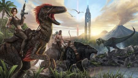La caza de dinosarios en ARK: Survival Evolved dará comienzo el día 16 en Xbox Game Preview