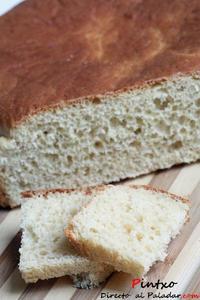 Pan de parmesano. Receta