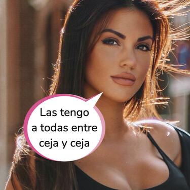 Melodie Peñalver raja sobre las chicas de 'La Isla de las Tentaciones' y pone a Marta Peñate a caer de un burro
