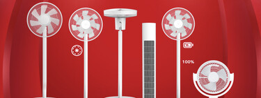 Otro récord refrescante: Xiaomi ha vendido más de un millón de ventiladores en tan solo un año