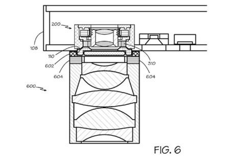 Apple y sus nuevas patentes para mejorar la cámara de sus dispositivos