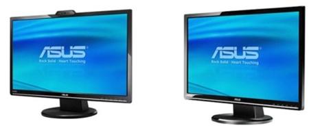 Asus VK266H, VW266H, VK246H y VW246H, nuevos monitores