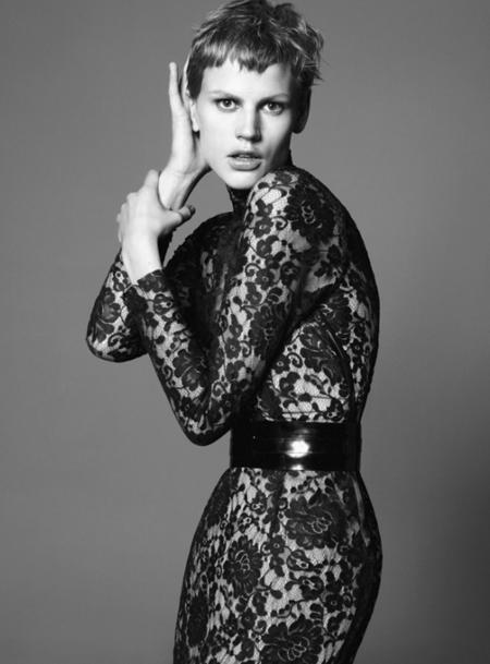 Vestido Zara catálogo Invierno 2011/2012