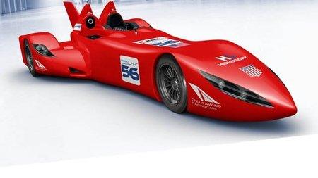 DeltaWing presenta un nuevo proyecto para las 24 horas de Le Mans 2012