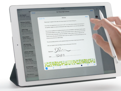 Apple se despide de las impresoras tradicionales en el nuevo anuncio del iPad Pro