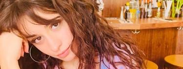 Camila Cabello comparte en Instagram el truco que la está ayudando con la ansiedad y que tú también puedes copiar