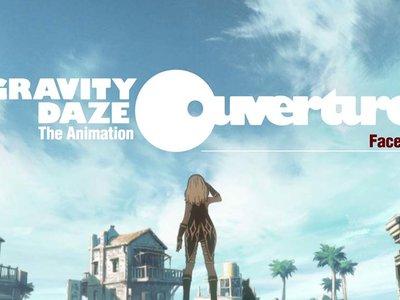 La animación especial de Gravity Rush ya se encuentra disponible