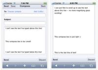 Gmail para móviles evoluciona rápidamente