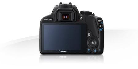 Canon EOS 100D Vista Trasera