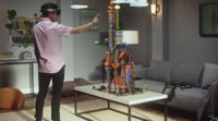 E3 2015: Jugar a Minecraft con Hololens promete ser un espectáculo único