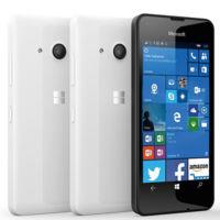 El Microsoft Lumia 550 también muestra sus mejores galas antes de su presentación