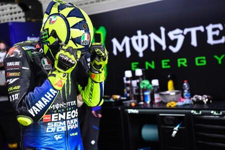 """Valentino Rossi tras seis carreras sin puntuar y en su peor año: """"Tenemos mucho que aprender de Suzuki"""""""
