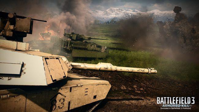 Battlefield 3 - Armored Kill