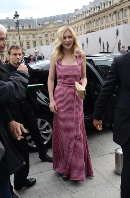 Kristen Dunst Louis Vuitton