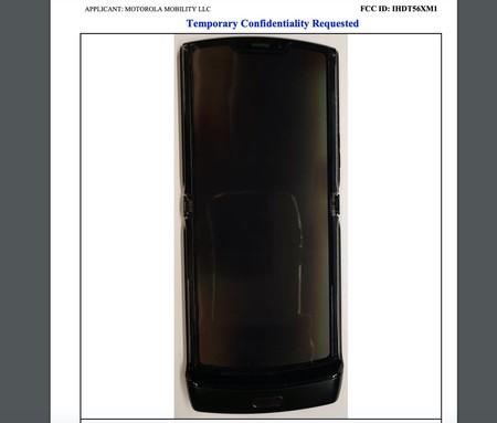 El diseño del Motorola RAZR se filtra por completo antes de su presentación