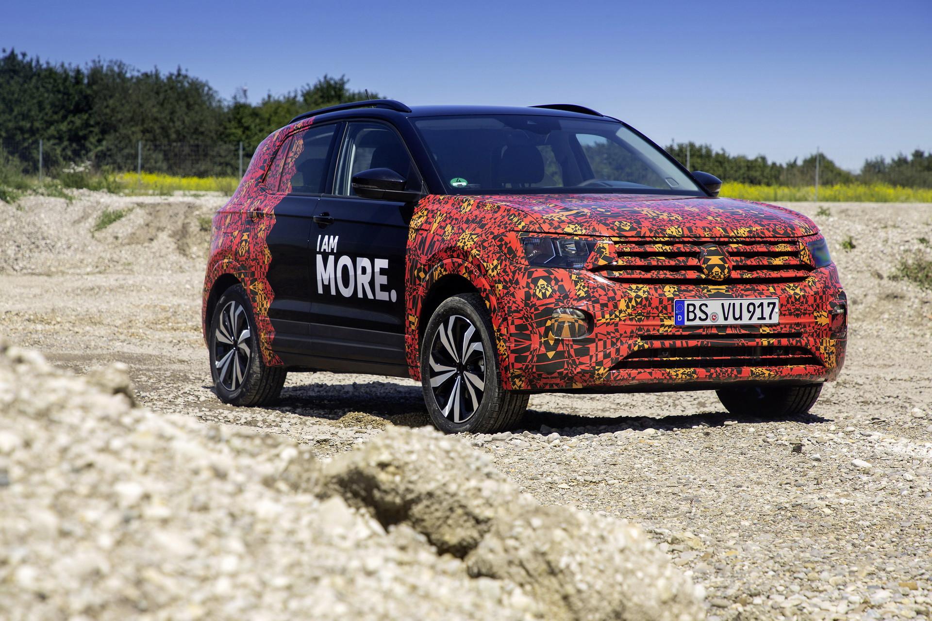 Foto de Volkswagen T-Cross (primeras imágenes) (19/28)