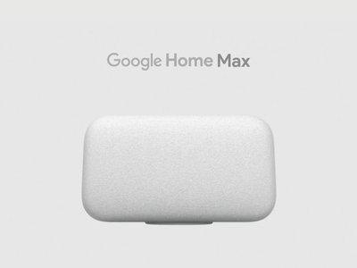 Google lanza Home Max, su nuevo altavoz inteligente centrado en la música