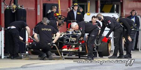 Test de pretemporada en el Circuit de Catalunya. Galería de imágenes del día 1