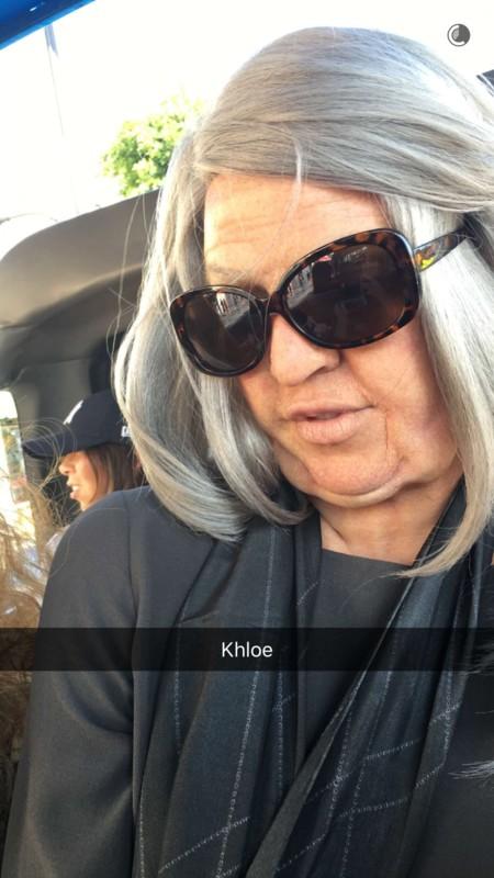 Khloe Disfrazadas