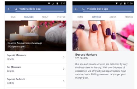Facebook sigue apostando por las compras integradas, ahora con nuevas prestaciones