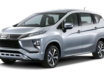 Así es el Mitsubishi Expander, el extrovertido rival del Toyota Avanza