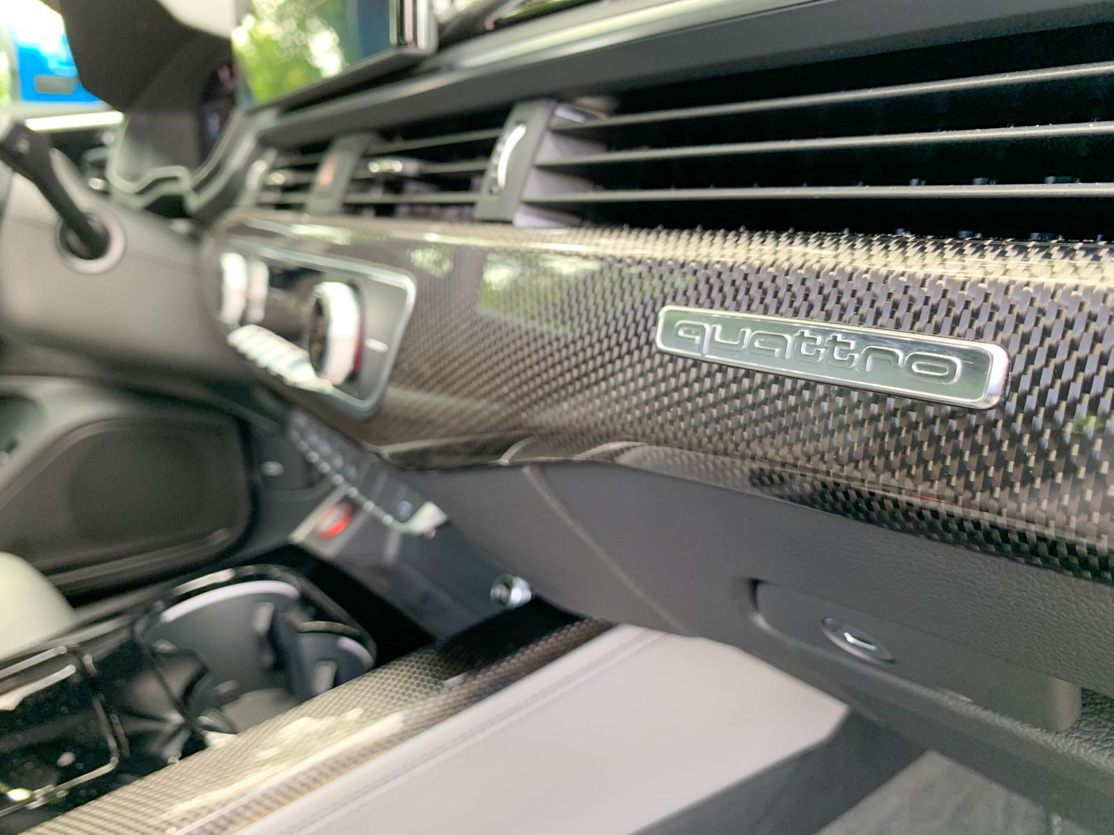 Foto de Audi S4 Avant 2020 (prueba) (20/26)