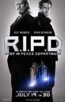 'R.I.P.D.: Departamento de Policía Mortal', tráiler y cartel