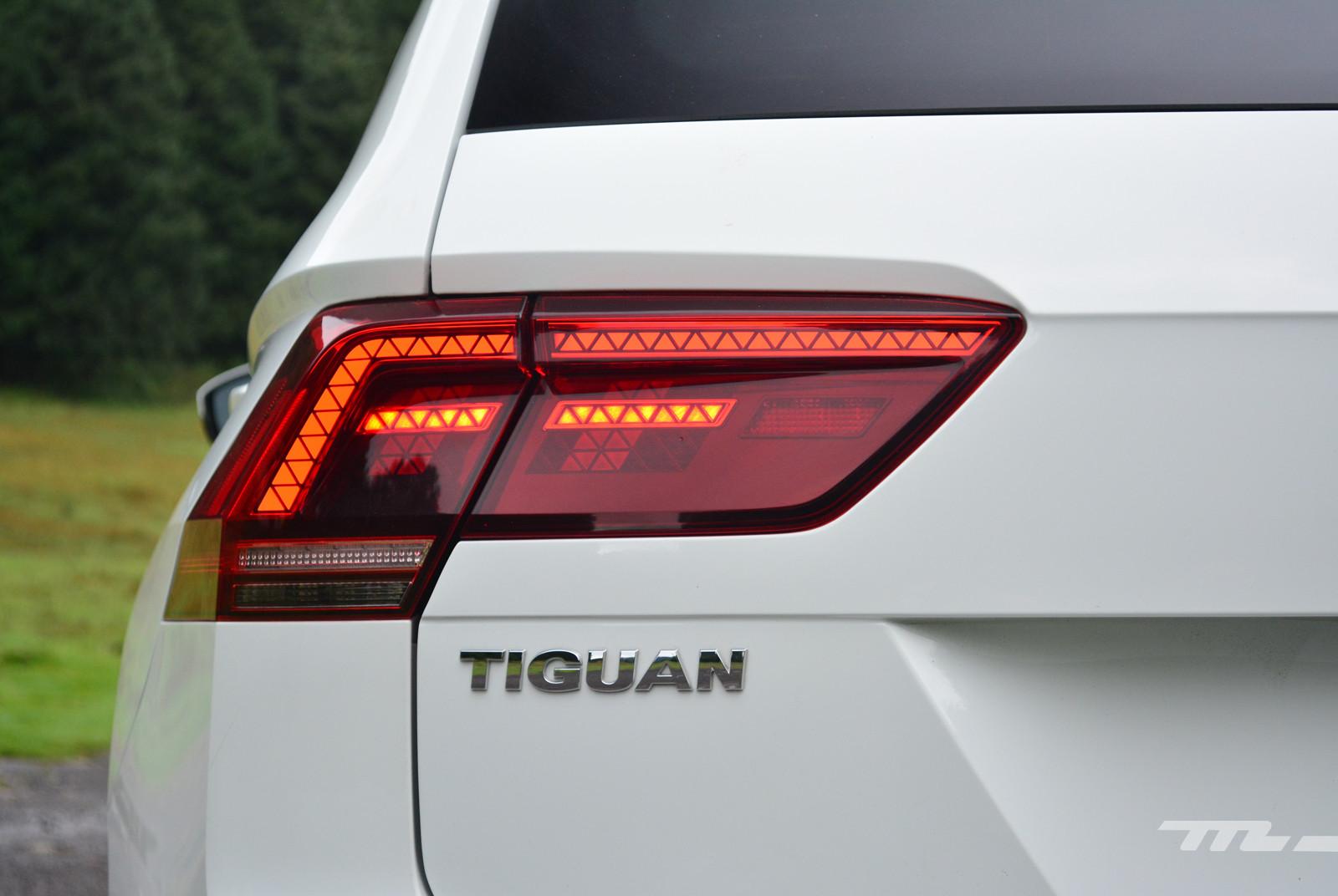 Foto de Volkswagen Tiguan 2.0 TSI (prueba) (22/23)