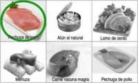 Solución a la adivinanza: la carne con más proteínas es la pechuga de pavo
