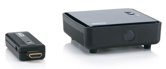 Envía contenidos Full HD 3D al televisor o proyector con el GigaView 811